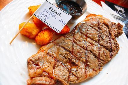 Chạm môi beef steak ở ELSOL Võ thị sáu 1s thôi là mê nhau cả đời